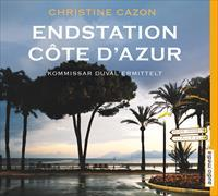 Cover-Bild zu Cazon, Christine: Endstation Côte d'Azur