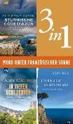 Cover-Bild zu Cazon, Christine: Mord unter französischer Sonne (3in1-Bundle) (eBook)