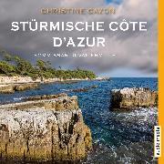 Cover-Bild zu Cazon, Christine: Stürmische Côte d'Azur. Kommissar Duval ermittelt (Audio Download)