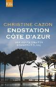Cover-Bild zu Cazon, Christine: Endstation Côte d'Azur (eBook)