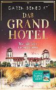 Cover-Bild zu Benedikt, Caren: Das Grand Hotel - Die mit dem Feuer spielen (eBook)