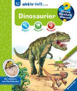 Cover-Bild zu Richter, Stefan (Illustr.): Wieso? Weshalb? Warum? aktiv-Heft: Dinosaurier