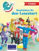 Cover-Bild zu Steinfeld, Lena: Geschichten für den Lesestart