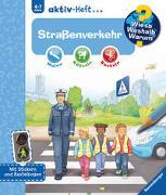 Cover-Bild zu Richter, Stefan (Illustr.): Wieso? Weshalb? Warum? aktiv-Heft: Straßenverkehr