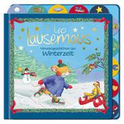 Cover-Bild zu Witt, Sophia: Leo Lausemaus - Minutengeschichten zur Winterzeit