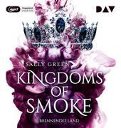 Cover-Bild zu Green, Sally: Kingdoms of Smoke - Teil 3: Brennendes Land