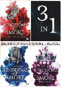 Cover-Bild zu Green, Sally: Die Kingdoms of Smoke Trilogie (3in1-Bundle) (eBook)