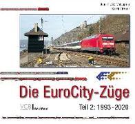 Cover-Bild zu Brandt, Martin: Die EuroCity-Züge
