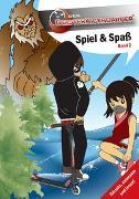 Cover-Bild zu Baiker, Stefan: Geisterkickboarder Spiel & Spaß Büchlein Band 2