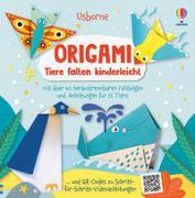 Cover-Bild zu Wheatley, Abigail: Origami - Tiere falten kinderleicht