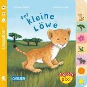 Cover-Bild zu Lütje, Susanne: Baby Pixi (unkaputtbar) 104: Der kleine Löwe