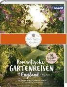 Cover-Bild zu Birne, Anja: Romantische Gartenreisen in England