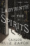 Cover-Bild zu Zafon, Carlos Ruiz: Labyrinth of the Spirits (eBook)