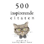 Cover-Bild zu Tzu, Lao: 500 inspirerende citaten (Audio Download)