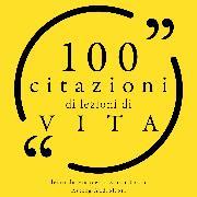 Cover-Bild zu Tzu, Lao: 100 citazioni di lezioni (Audio Download)