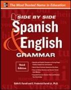 Cover-Bild zu Side by Side Spanish & English Grammar von Farrell, Edith R.