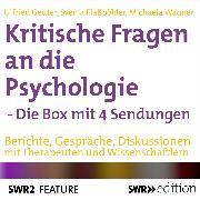 Cover-Bild zu Geuter, Ulfried: Kritische Fragen an die Psychologie (Audio Download)