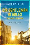 Cover-Bild zu Coles, Anthony: Ein Gentleman in Arles - Tödliche Täuschung