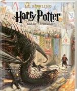 Cover-Bild zu Rowling, J.K.: Harry Potter und der Feuerkelch (farbig illustrierte Schmuckausgabe) (Harry Potter 4)