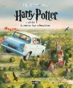 Cover-Bild zu Rowling, Joanne K.: Harry Potter, Band 2: Harry Potter und die Kammer des Schreckens (vierfarbig illustrierte Schmuckausgabe)