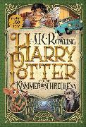Cover-Bild zu Rowling, J.K.: Harry Potter und die Kammer des Schreckens (Harry Potter 2)