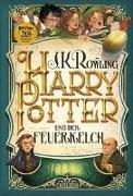 Cover-Bild zu Rowling, J.K.: Harry Potter und der Feuerkelch (Harry Potter 4)