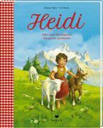 Cover-Bild zu Spyri, Johanna: Heidi Lehr- und Wanderjahre - Die ganze Geschichte