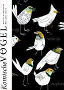 Cover-Bild zu Cneut, Carll (Illustr.): Komische Vögel - Malen und Zeichnen mit Carll Cneut