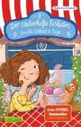 Cover-Bild zu Schmidt, Heike Eva: Der zauberhafte Eisladen 1: Vanille, Erdbeer und Magie
