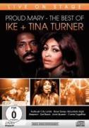 Cover-Bild zu Turner, Ike & Tina (Komponist): Proud Mary-The Best Of
