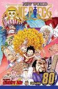 Cover-Bild zu Oda, Eiichiro: One Piece, Vol. 80