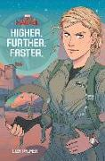 Cover-Bild zu Palmer, Liza: Captain Marvel: Higher, Further, Faster