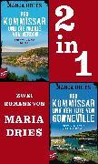 Cover-Bild zu Der Kommissar und der Tote von Gonneville & Der Kommissar und die Morde von Verdon (eBook) von Dries, Maria