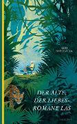 Cover-Bild zu Sepúlveda, Luis: Der Alte, der Liebesromane las