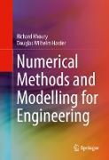 Cover-Bild zu Numerical Methods and Modelling for Engineering (eBook) von Khoury, Richard