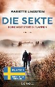Cover-Bild zu Lindstein, Mariette: Die Sekte - Deine Welt steht in Flammen (eBook)