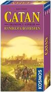 Cover-Bild zu Teuber, Klaus: Catan - Händler & Barbaren - Ergänzung