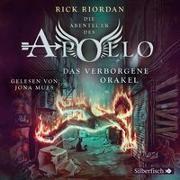 Cover-Bild zu Das verborgene Orakel von Riordan, Rick