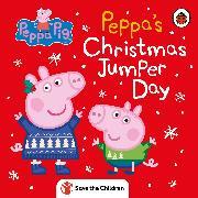 Cover-Bild zu Peppa Pig: Peppa Pig: Peppa's Christmas Jumper Day