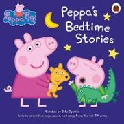 Cover-Bild zu Peppa Pig: Peppa Pig: Bedtime Stories