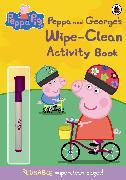 Cover-Bild zu Peppa Pig: Peppa Pig: Peppa and George's Wipe-Clean Activity Book