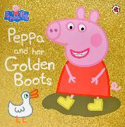 Cover-Bild zu Peppa Pig: Peppa Pig: Peppa and Her Golden Boots