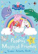 Cover-Bild zu Peppa Pig: Peppa Pig: Peppa's Magical Friends Sticker Activity