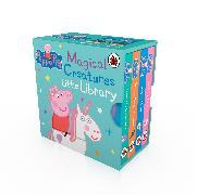 Cover-Bild zu Peppa Pig: Peppa's Magical Creatures Little Library