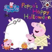 Cover-Bild zu Peppa Pig: Peppa Pig: Peppa's Happy Halloween
