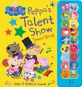 Cover-Bild zu Peppa Pig: Peppa Pig: Peppa's Talent Show