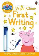 Cover-Bild zu Peppa Pig: Peppa Pig: Practise with Peppa: Wipe-Clean First Writing