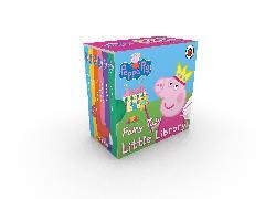 Cover-Bild zu Peppa Pig: Peppa Pig: Fairy Tale Little Library