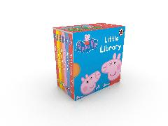 Cover-Bild zu Peppa Pig: Peppa Pig: Little Library