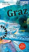 Cover-Bild zu Eiletz-Kaube, Daniela: DuMont direkt Reiseführer Graz. 1:7'500